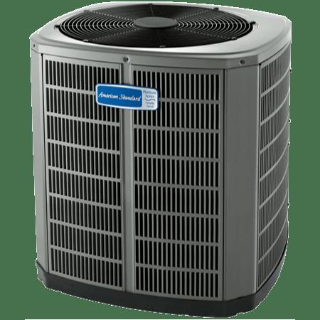 American Standard Platinum 18 heat pump.