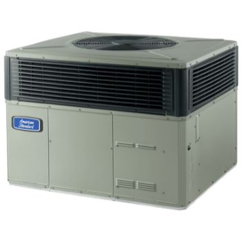 American Standard Gold 14 Packaged Heat Pump System.