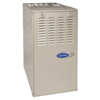Carrier Performance 80 gas furnace.