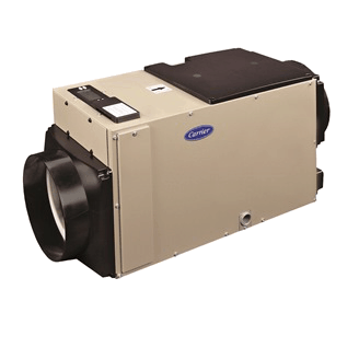 Carrier DEHXX dehumidifier.