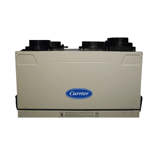Carrier HRVXXSVB1100 ventilator.