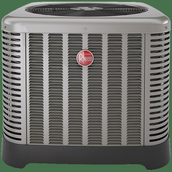 Rheem RA14 Air Conditioner.