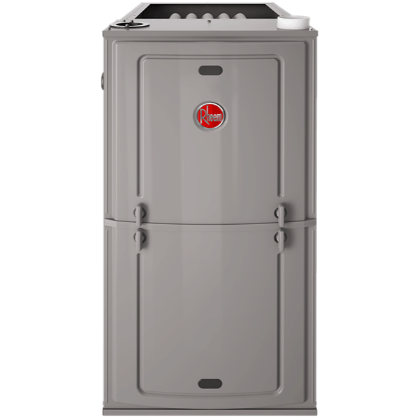 Rheem R95P gas furnace.