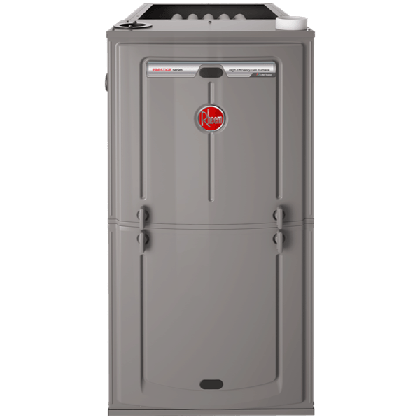 Rheem R97V gas furnace.