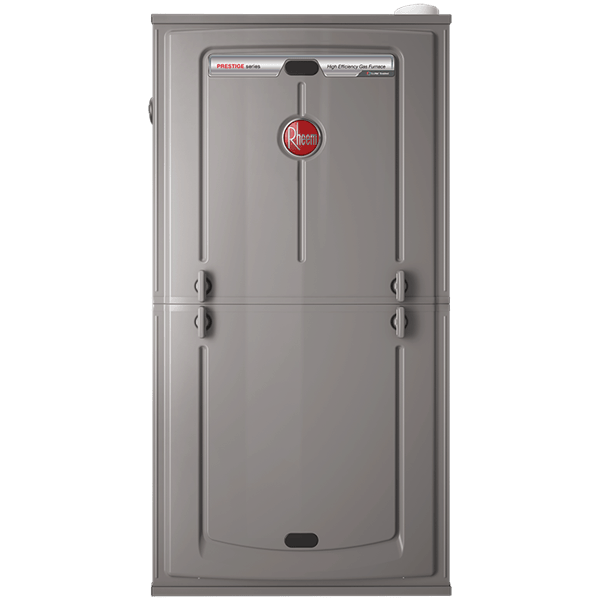 Rheem R98V gas furnace.