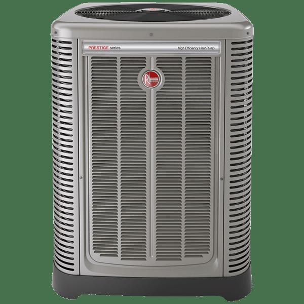 Rheem RP20 heat pump.