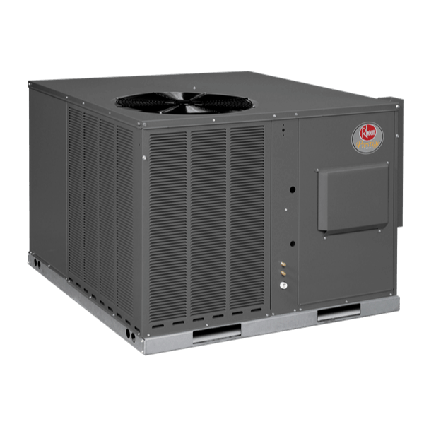 Rheem RGEA16 packaged unit.