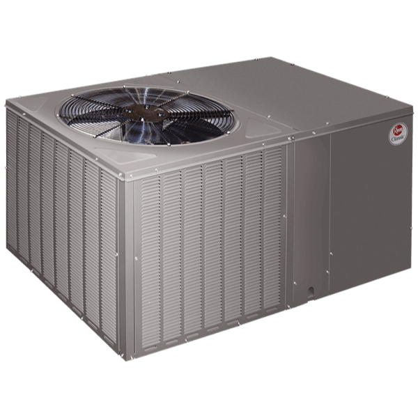Rheem RQPM/RQRM packaged unit.