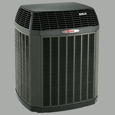 Trane XL16i air conditioner.