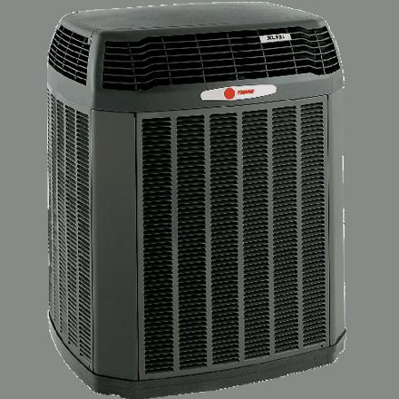 Trane XL18i air conditioner.