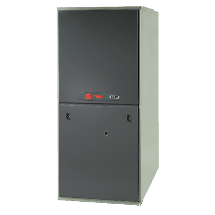 Trane XL95 gas furnace.