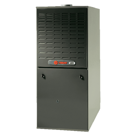 Trane XR80 gas furnace.