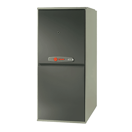 Trane XV95 gas furnace.