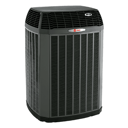 Trane XL16i heat pump.